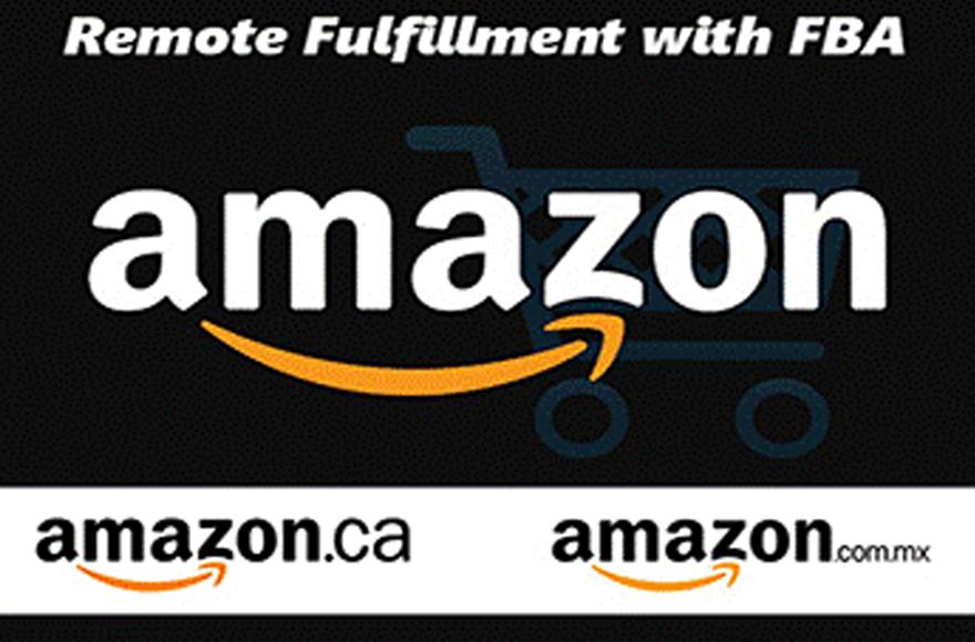 Remote Fulfillment With Amazon FBA (Fullfillment by Amazon)